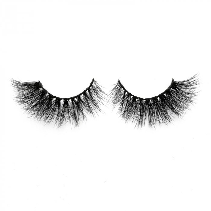 Luxury 3D Mink Eyelashes D011