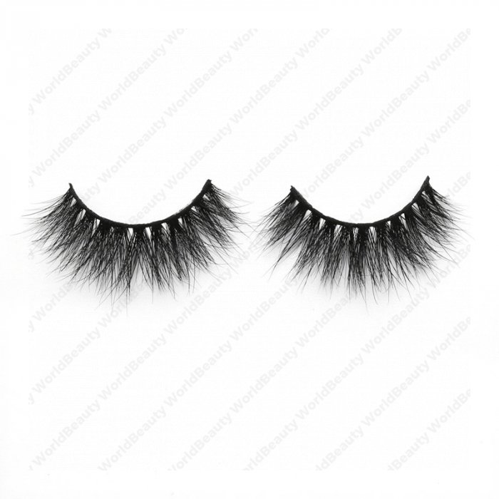 Luxury 3D Mink Eyelashes D620