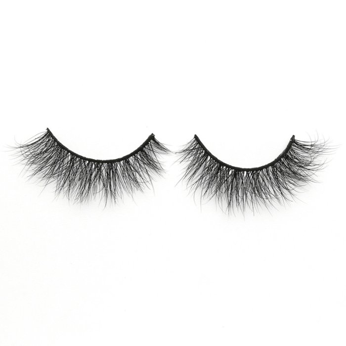 Luxury 3D Mink Eyelashes D607