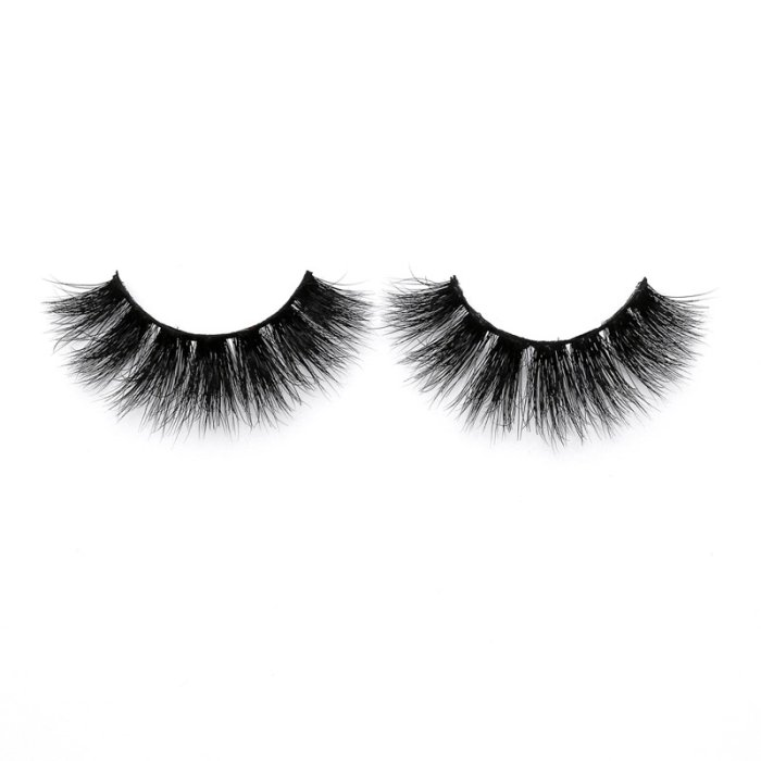 Luxury 3D Mink Eyelashes D637