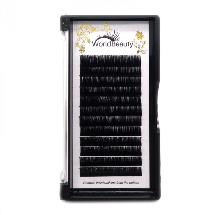 0.07mm C curl Volume eyelash extensions