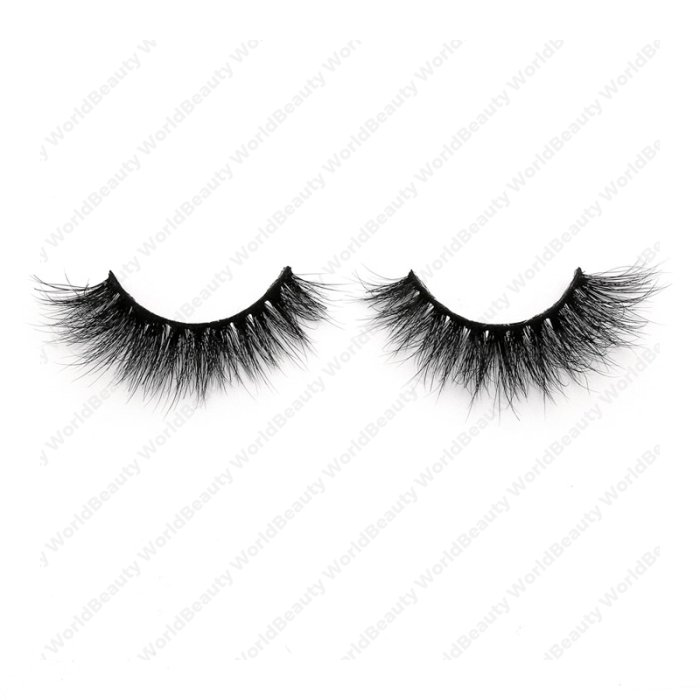 Luxury 3D Mink Eyelashes D633