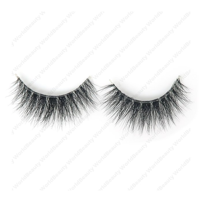Invisible Band 3D Mink Lashes CB-08