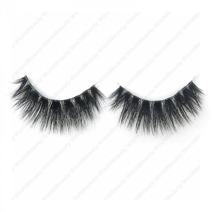 Invisible Band 3D Mink Lashes CB-03
