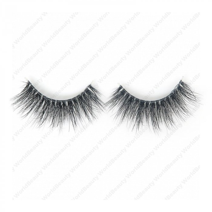 Invisible Band 3D Mink Lashes CB-05
