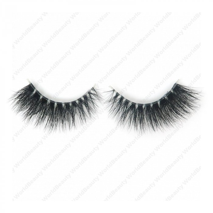 Invisible Band 3D Mink Lashes CB-07