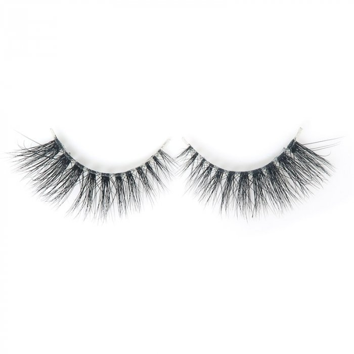 Invisible Band 3D Mink Lashes CB-16