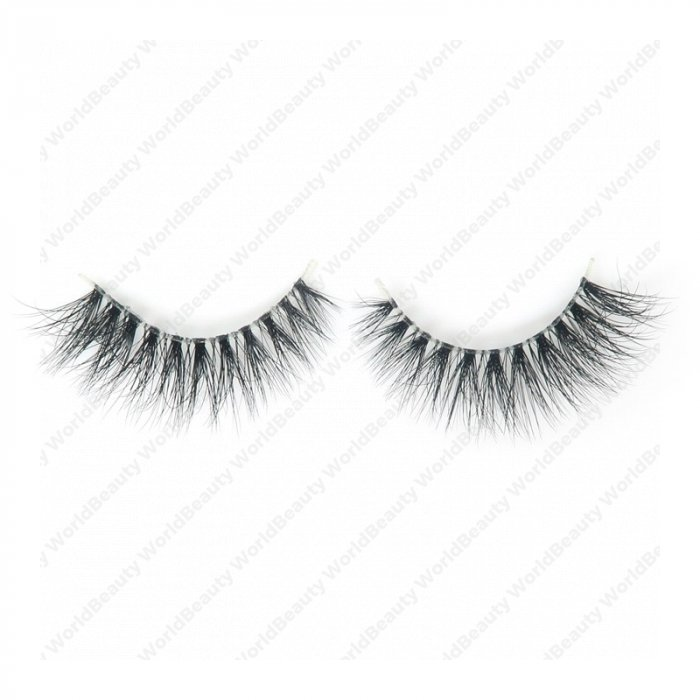 Invisible Band 3D Mink Lashes CB-10