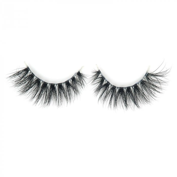 Invisible Band 3D Mink Lashes CB-17