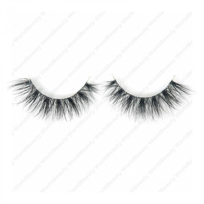 Invisible Band 3D Mink Lashes CB-13