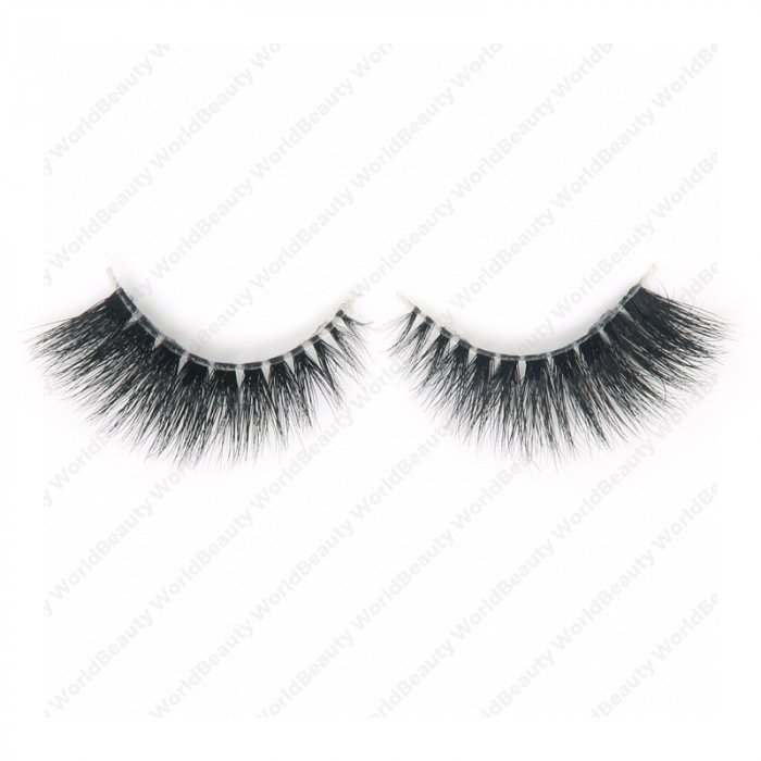 Invisible Band 3D Mink Lashes CB-14