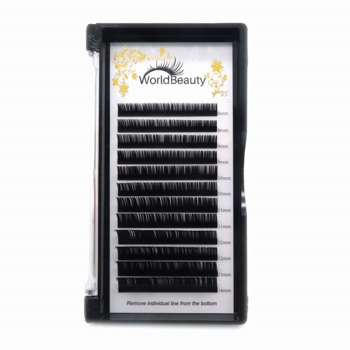 0.10mm C curl Classic eyelash extension