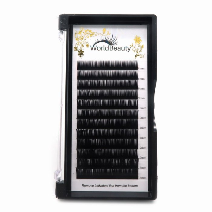 0.10mm J curl Classic eyelash extension