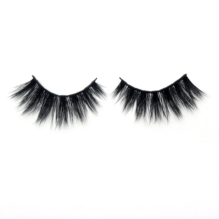 3D silk effect lashes KS3D02A