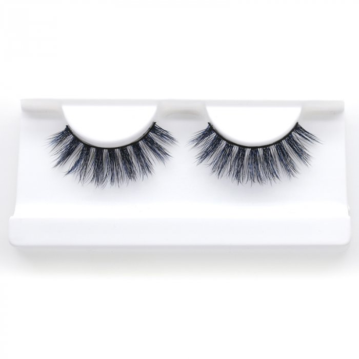 3D Colored  Korean silk lashes-14L