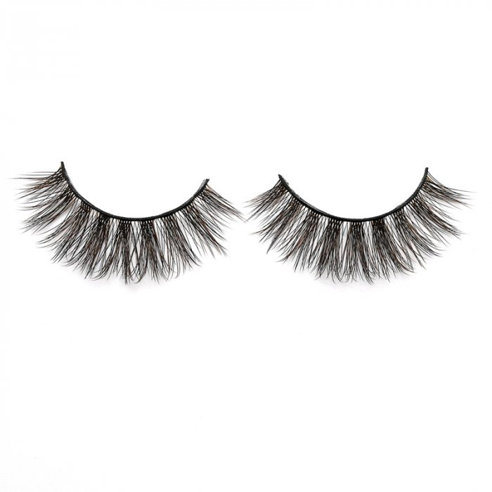 3D Colored  Korean silk lashes-59F