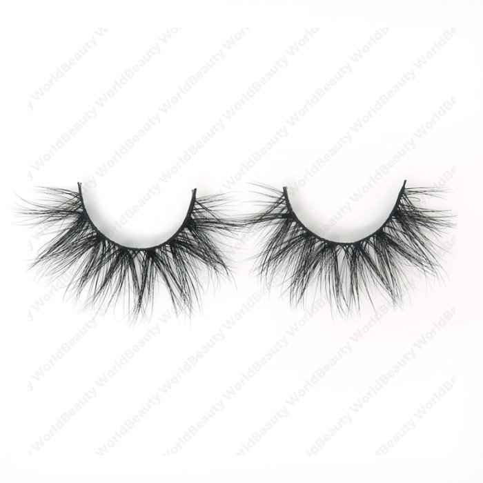 Luxury 3D Mink Eyelashes  CK004