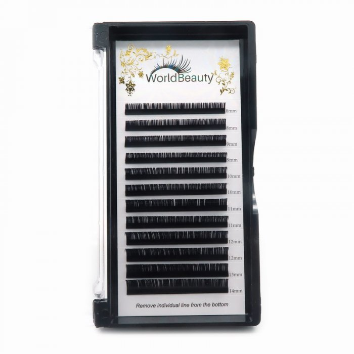 0.10mm D curl Classic eyelash extension