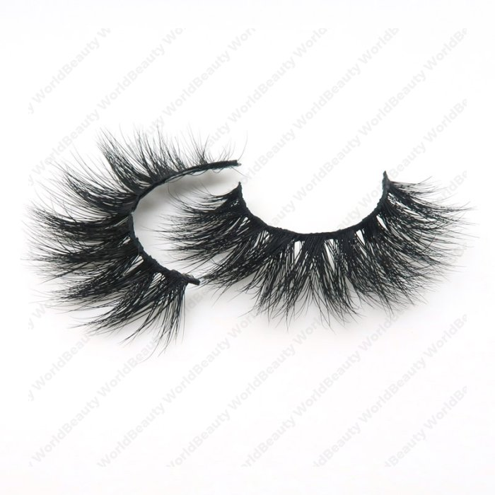 Luxury 3D Mink Eyelashes CK002