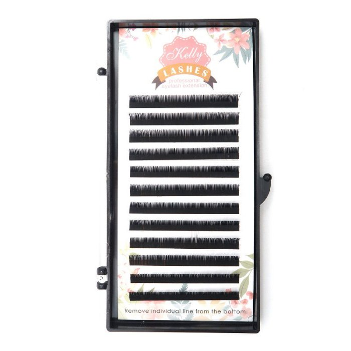 0.10mm LC+ curl Classic eyelash extension