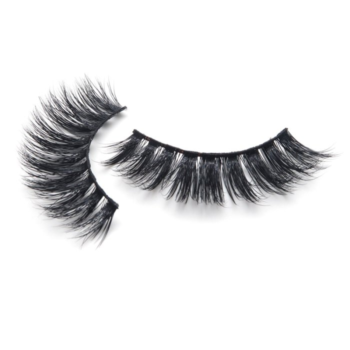 Regular 3D Mink Lashes DM007