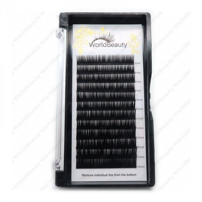 0.20mm J curl classic eyelashes extensions