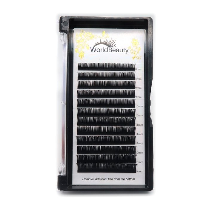 0.20mm C curl classic eyelashes extensions