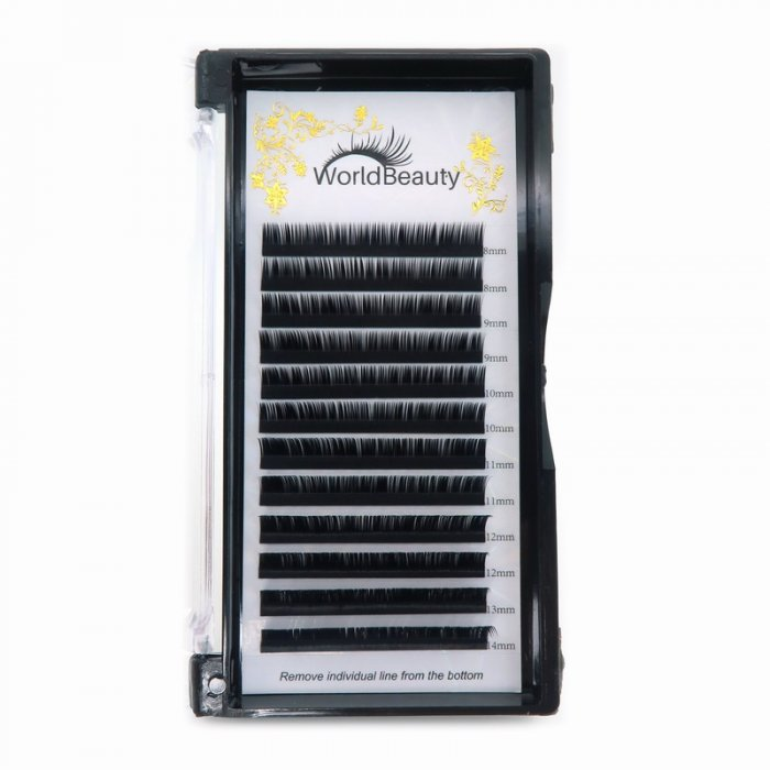 0.10mm M curl Classic eyelash extension