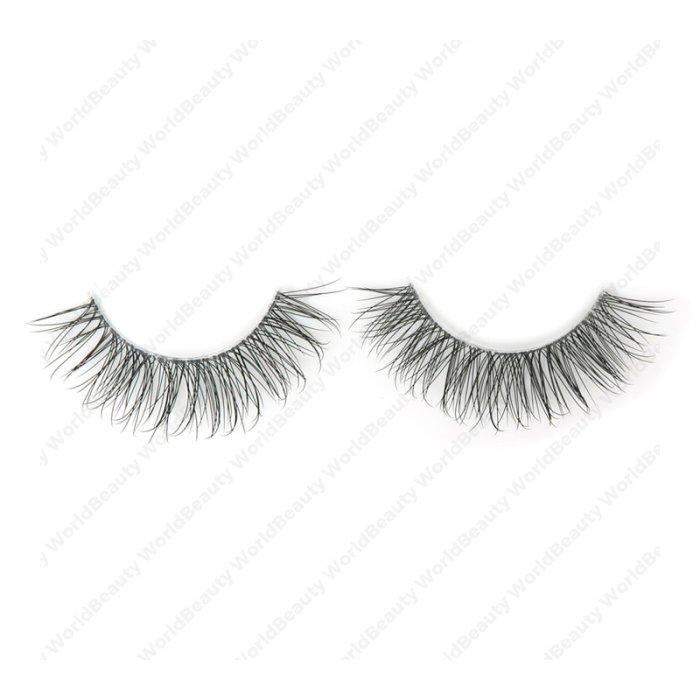 3d wispy faux mink lashes manufacturer worldbeautyeyelashes