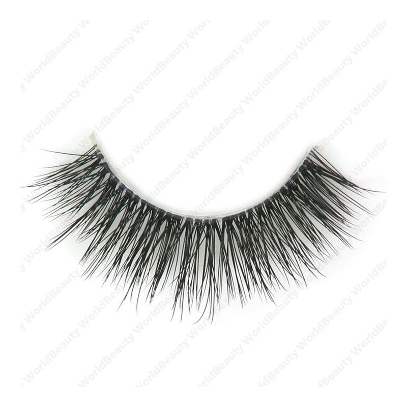 Jolie Beauty Lashes - Evelyn | Wispy Faux Mink Eyelashes