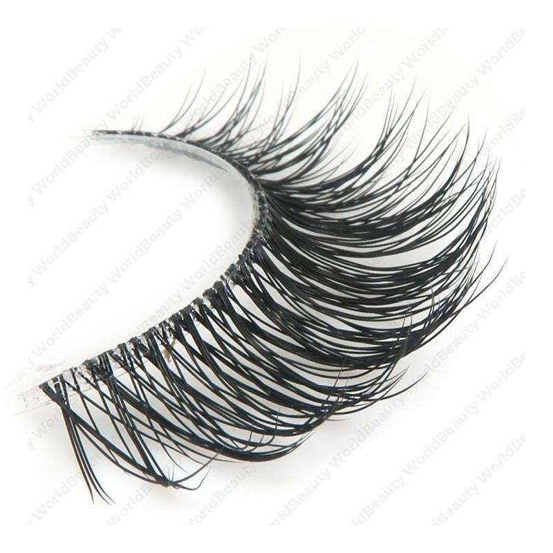 Jolie Beauty Lashes - Adrianna | Wispy Faux Mink Eyelashes