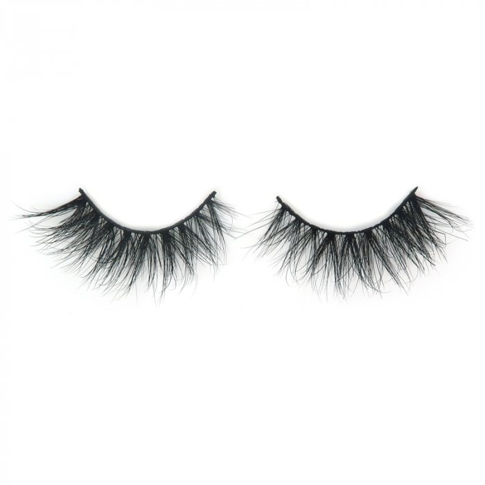 High quality 3D mink lashes HD002