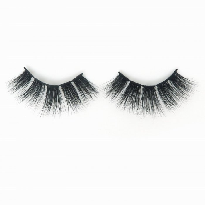 High quality real mink 3D lashes HD014