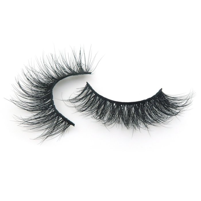 High quality 3D mink lashes HD027