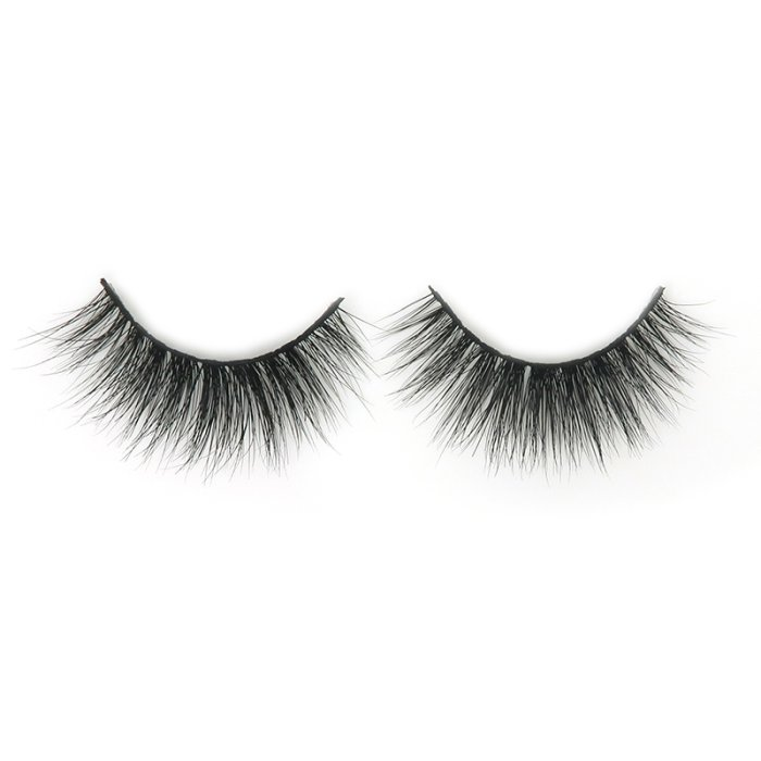 High quality 3D mink lashes HD001