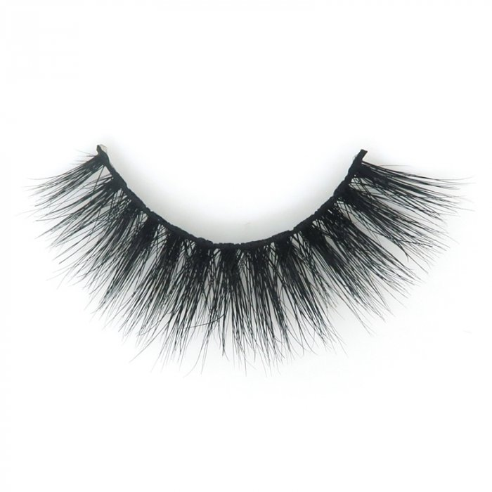 HD-015 High quality real mink 3D lashes