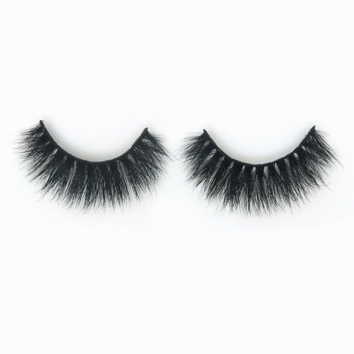 High quality real mink 3D lashes HD007