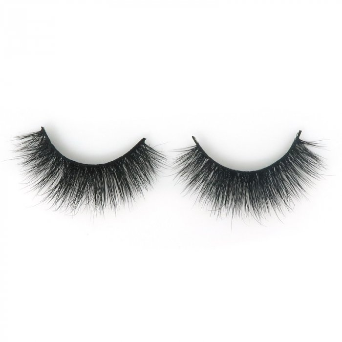 High quality 3D mink lashes HD019