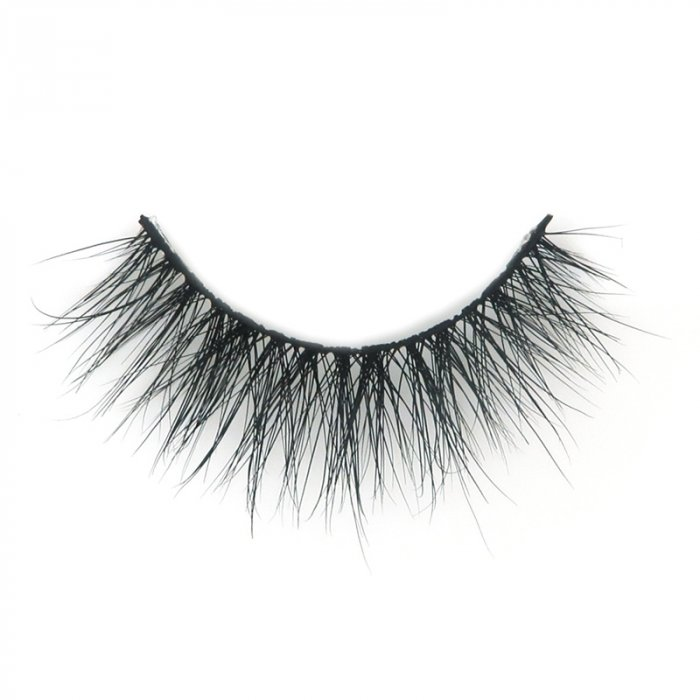 HD-004 High quality real mink 3D lashes