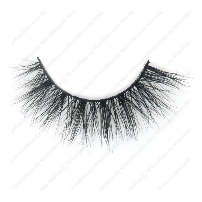 HD-006 High quality real mink 3D lashes
