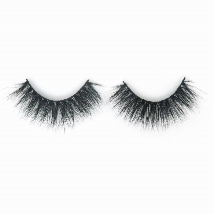 High quality real mink 3D lashes HD008