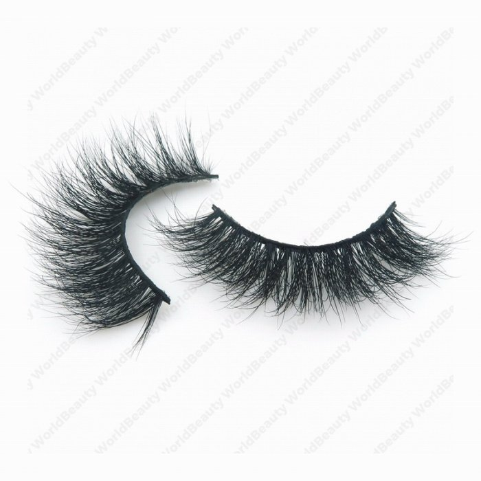 Luxury 3D Mink Eyelashes D008