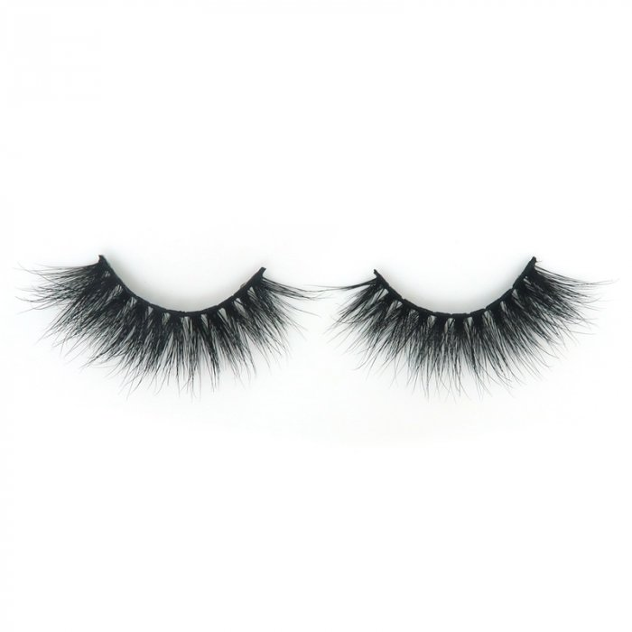 High quality 3D mink lashes HD024