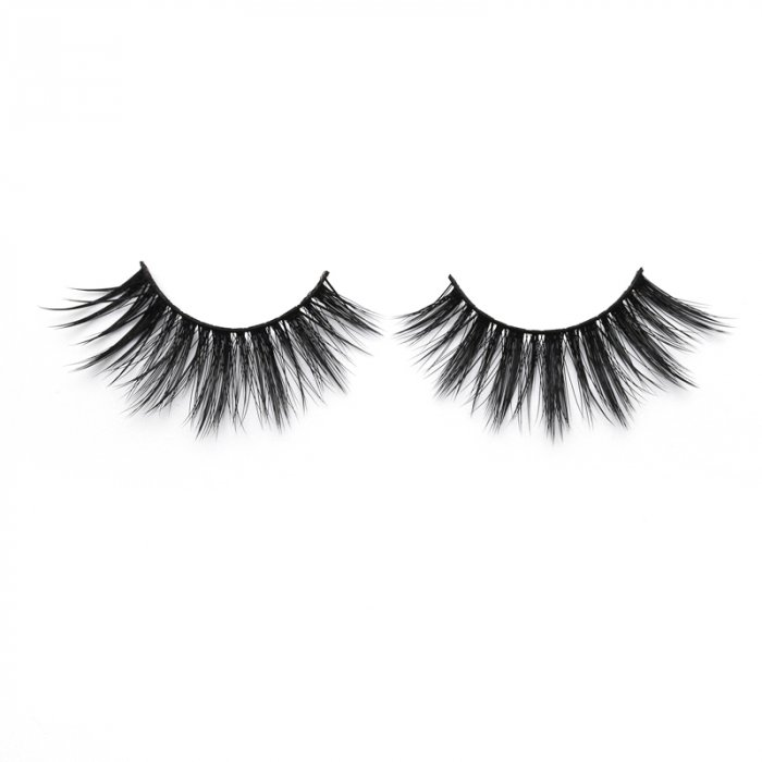 3D silk effect lashes-ks3d57