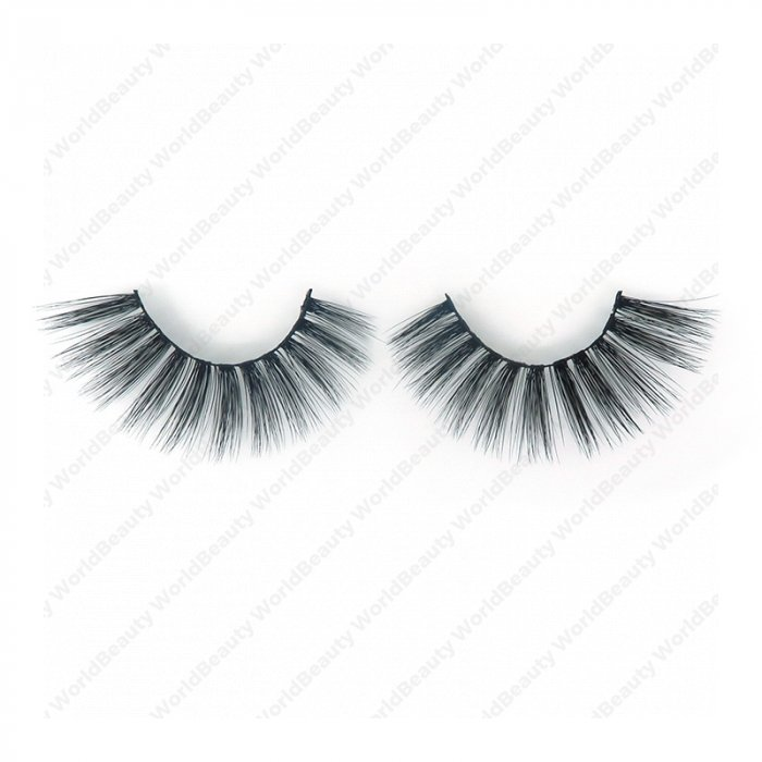 24fd32e8975 Black cotton band 3D false Lashes manufactory--worldbeautyeyelashes ...