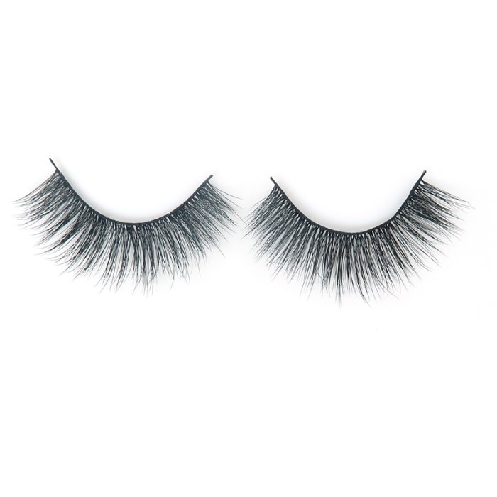 DE---3D faux mink lashes black band