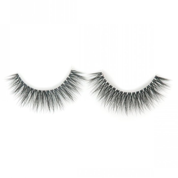 3D Natural faux mink lashes - L02