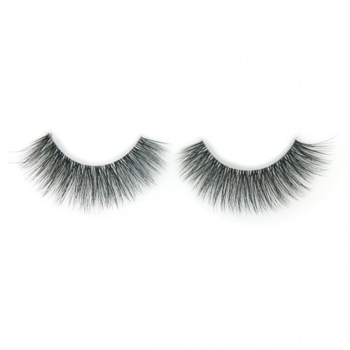 Natural 3D faux mink lashes - L01