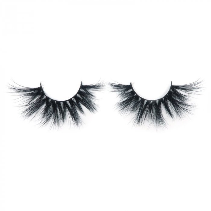 Extra Long 3D Mink Lashes DHM004