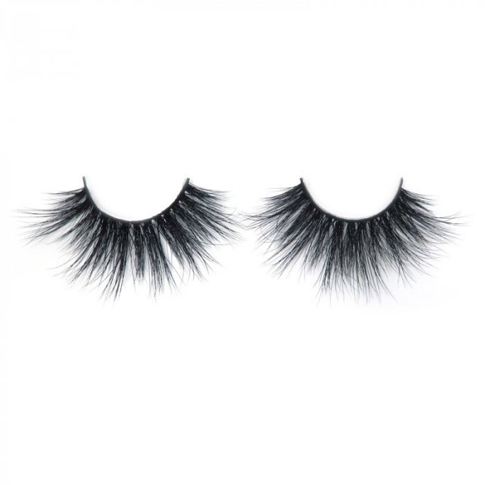 Extra Long 3D Mink Lashes DHM009